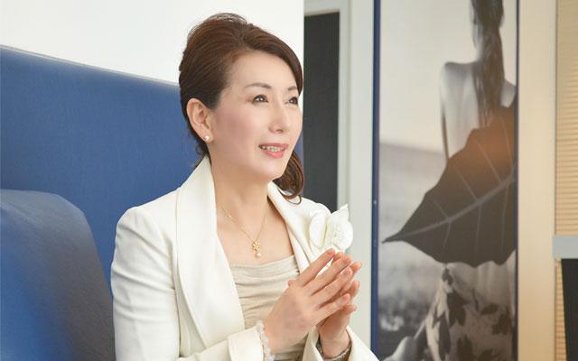 手塚佳子 interview:女性がしっかりと花開く、「エステティック ...