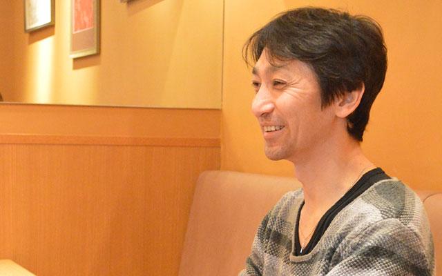 木村雅浩 interview:復帰に悩む...