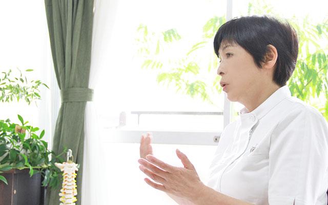 川口 香世子さん