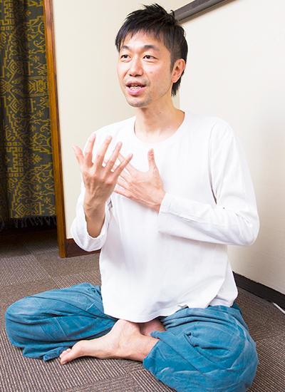 綿本 彰さん
