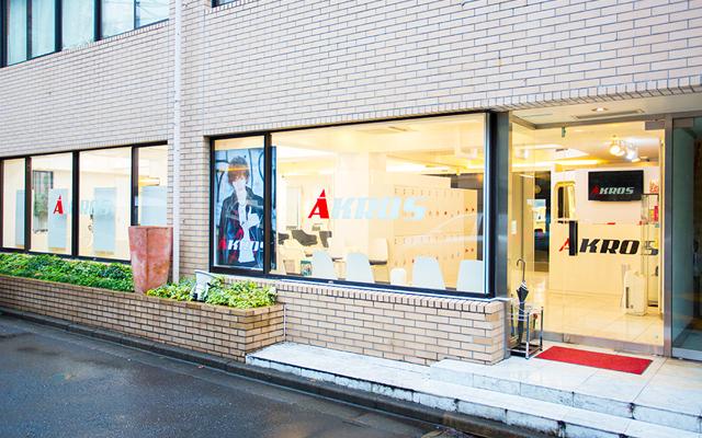 AKROS原宿店