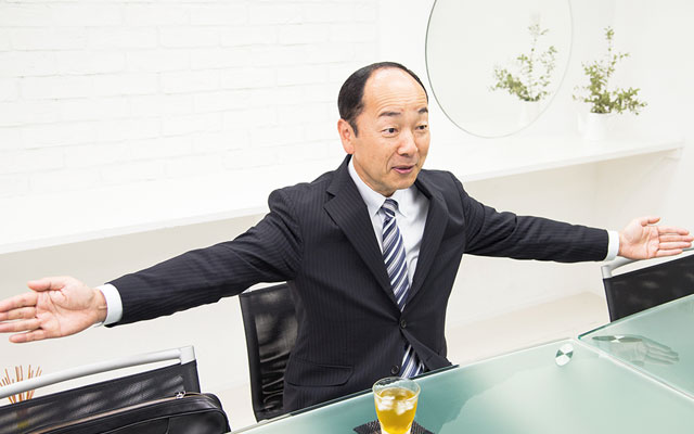 蔵田 理さん