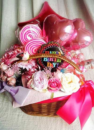 開店祝いや記念日に贈りたい!藤縄まどかさんの創作キャンディブーケ