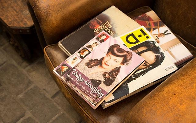写真集や雑誌