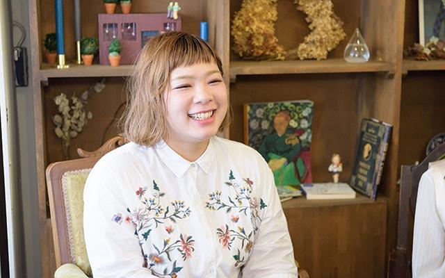 オザキ ミノリさん