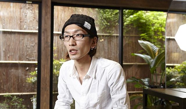 上田義人さん