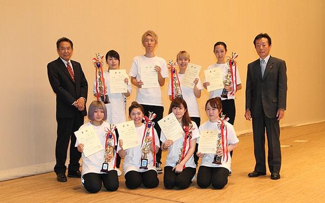 千葉県美容学生技術大会