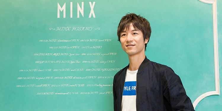 MINX土屋サトルさんがつなげたい 日本が誇るべき技術のバトン #2