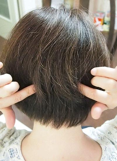 抜け毛予防に良いという生髪のツボ
