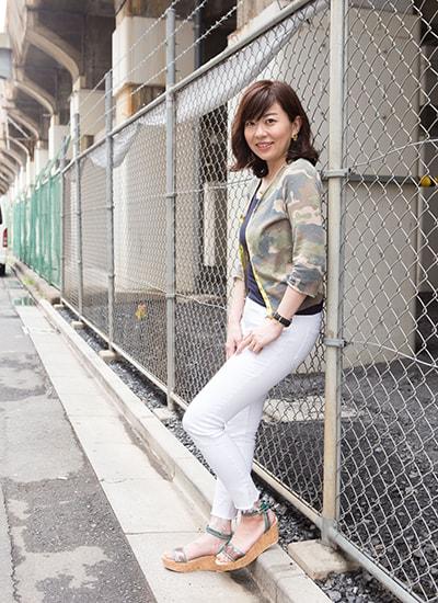 村岡幸恵さん
