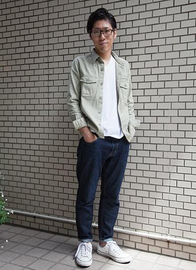 塚越潤也さん