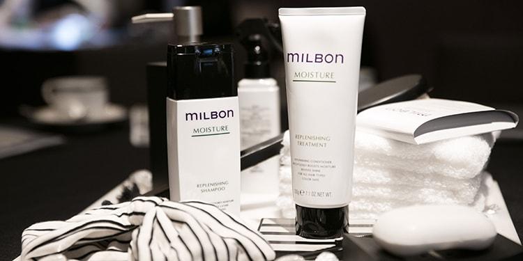 プロがこのブランドを選ぶワケ 業務用ヘアケア製品を知る『ミルボン』