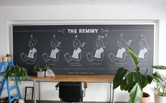 THE REMMY