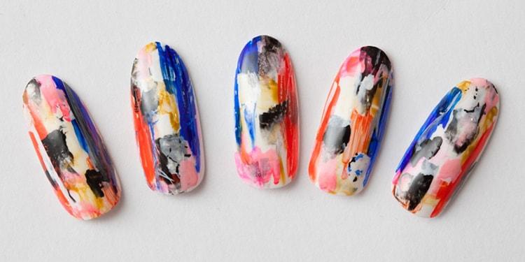 ネイルの枠を超えアートの革命を起こす『S'pluMe nail atelier』