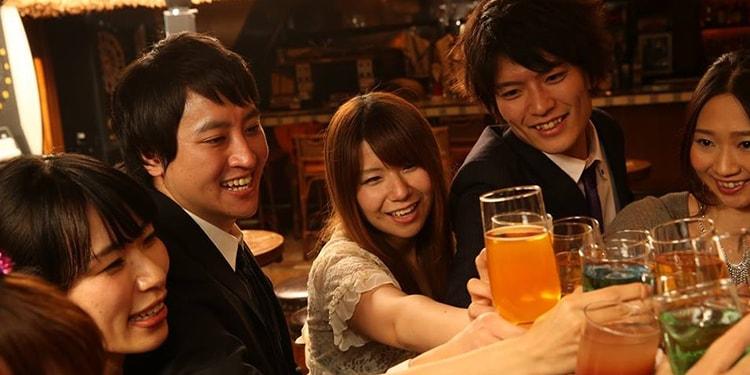 今すぐ始められる婚活・恋活「コンパde恋ぷらん」とは #1