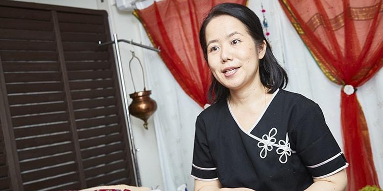 助産師がプロデュース! 働く女性に人気のサロン『ヴィナーヤ・アーユルヴェーダ』