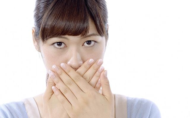 口臭を防ぐためのセルフケア