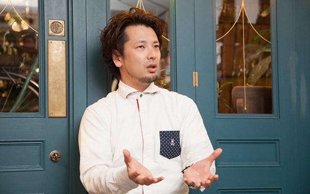 Ito Satoshiさん