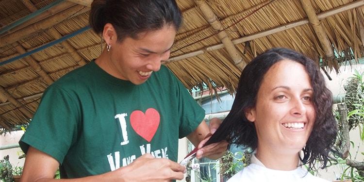 森澤 健 interview #1:プロサッカー選手の夢を断念、美容師として世界へ