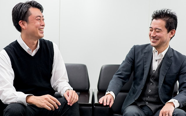 山崎さん、加藤さん