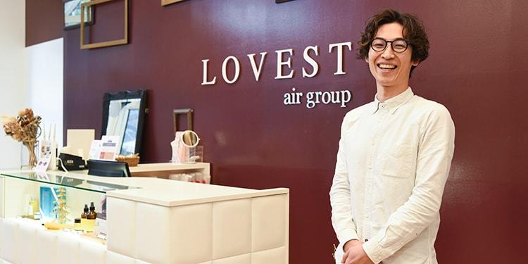 LOVEST 青山by air店長・杉崎秀弥さんに聞く『一流スタイリストの条件』#2