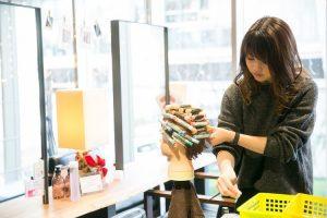 スタッフの個性を活かすために『SARAJU 梅田茶屋町店』
