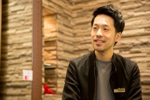 お客様と共に作る店舗とサービス『SARAJU 梅田茶屋町店』