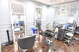 Set salon Clear