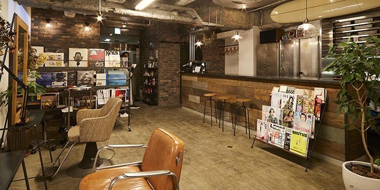 美しいヘアデザインを作るベースに着目 『HAIR STUDIO LUZ』