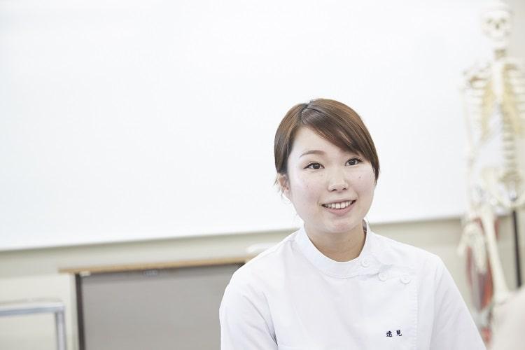 入学を後押ししたのは「厳しい学校だよ」のひと言 東京衛生学園専門学校