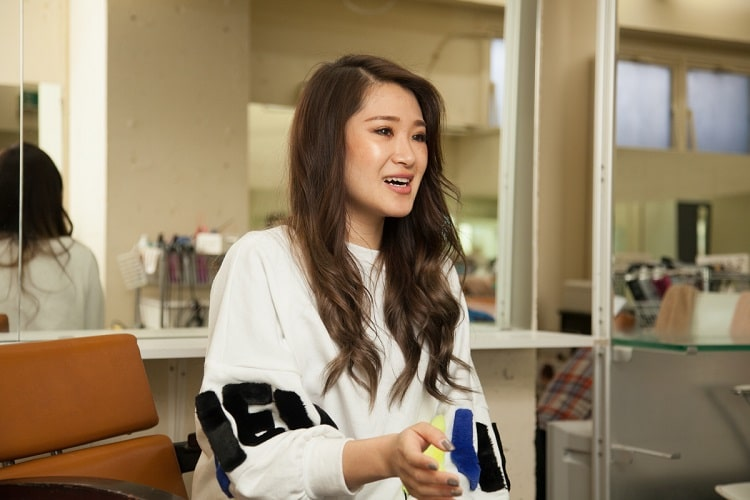 Erika Ichihashi interview #3:ヘアメイクの奥深さを伝えるために