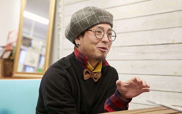 コクラタケヒロさん
