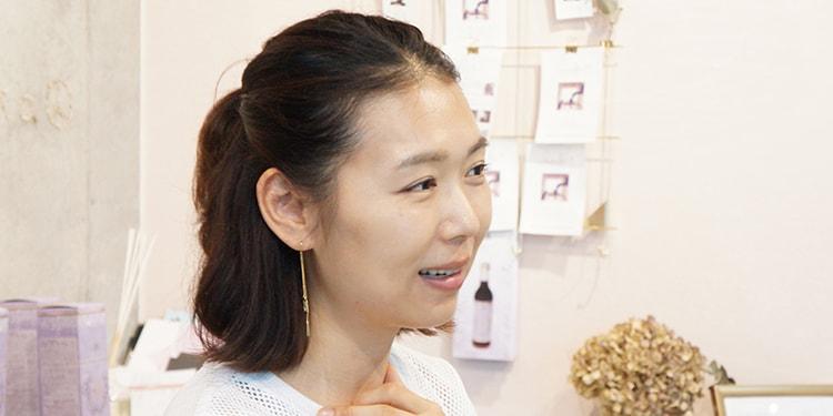 小栁佐知子 interview #1:ヨガは仕事、でも自分を磨くエネルギーになる