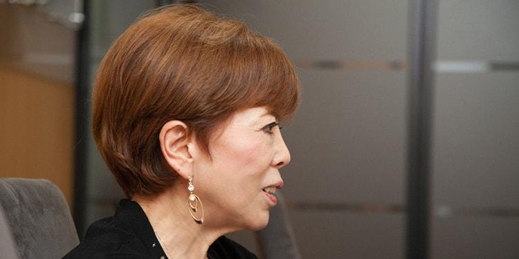 仲宗根幸子 interview #3:お客さまは努力している姿をきちんと見ている