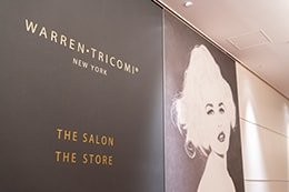 WARREN・TRICOMI NEW YORK ハービスエント店