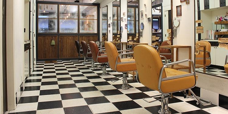 お客さまを笑顔で帰すことが美容師の仕事『Salon&』
