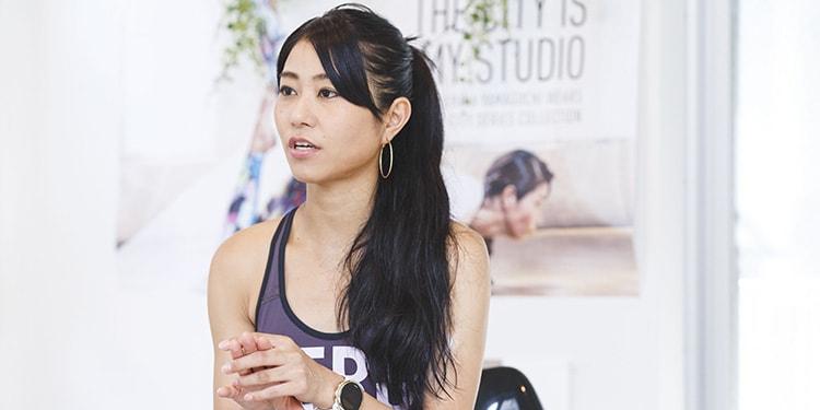 """山口絵里加 interview #1:健康で美しいボディを作る""""美コア""""の魅力に迫る"""