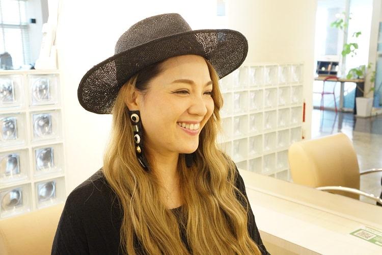 江隈里紗 interview #1:プロが学びたいプロ、福岡在住の人気ヘアアレンジ講師