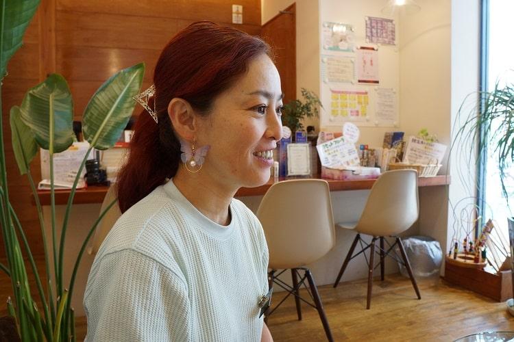 山口直美 interview #3:人の思いをカタチにする女性理容師