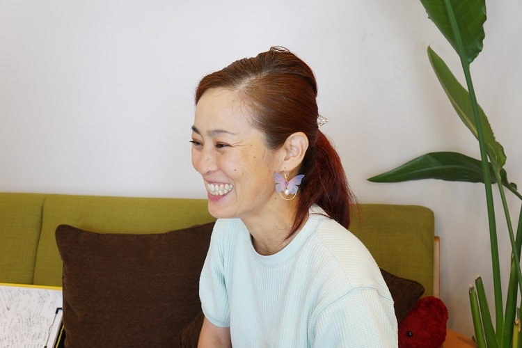 山口直美 interview #2:お客様が課題を与えてくださるから頑張れる