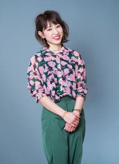 MINX 銀座二丁目店小林世奈さん