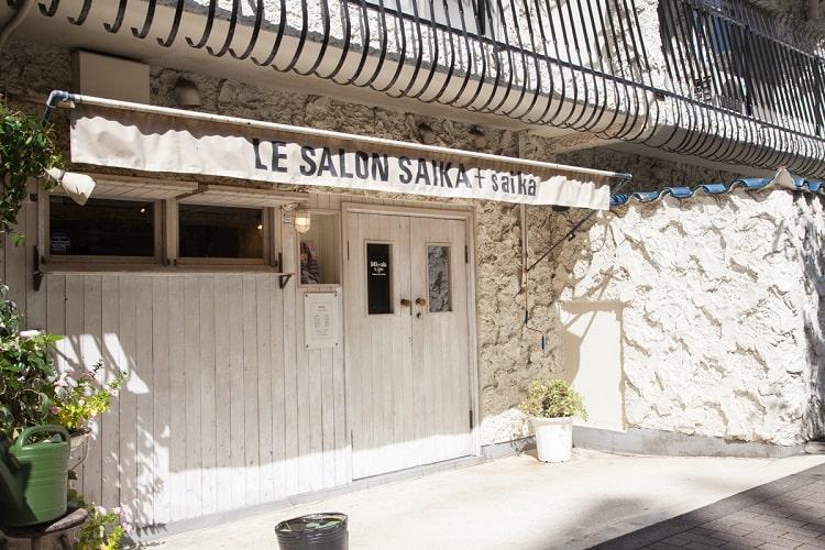 アート、ロック、ファッション好きが集まる美容室『SAIKA』