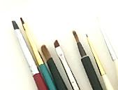 アート用の筆