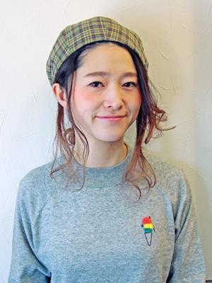野村祐美さん