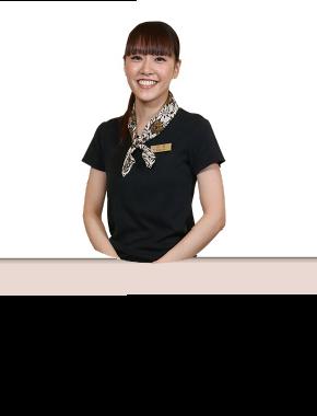 商品 小坂 理恵 アジアンハーブス たまプラーザ店勤務